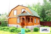 Ухоженный дачный дом в СНТ радом с лесом в Волоколамском районе МО