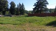 Участок 22 сотоки у реки Лопасня в деревне Бекетово Ступинский район - Фото 3
