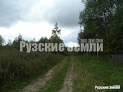 Живописный участок у леса и Рузского водохранилища - Фото 3