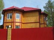 Дом со всеми коммуникациями в окружение леса. деревня Воробьи. - Фото 3