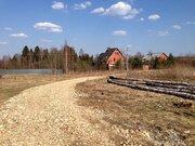 Участок 20 сот ИЖС в дер. Товарково, 80 км от МКАД - Фото 1