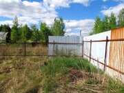 8 сот. с хоз.блоком в СНТ Полутино - 90 км Щёлковское шоссе - Фото 2