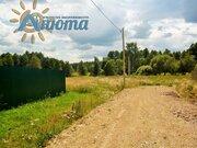Продается участок в Папино Жуковского района