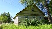 Дом в Псковской обл, Красногородском р-не, с. Ильинское, 390км. от сп - Фото 1