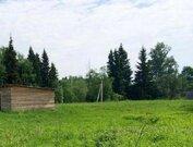 Продается участок 10 соток в Рузском районе Большие Горки
