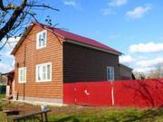 Двухэтажный дом в с. Демкино Чаплыгинского района Липецкой области - Фото 1