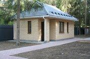 Новый коттедж и баня в лесу, Минское шоссе, КИЗ Зеленая роща, охрана - Фото 3