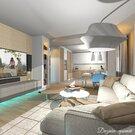 4-комнатная квартира в ЖК Прайм, Купить квартиру в Нижнем Новгороде по недорогой цене, ID объекта - 316862485 - Фото 15