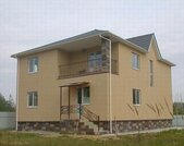 Дом 240 квм, новорязанское ш 87км, кп под Коломной - Фото 2