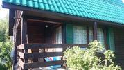 Дача 70 кв.м из бревна лиственницы в Тучково - Фото 1
