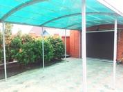 Новый кирпичный дом c бассейном в ст.Выселки Краснодарского края - Фото 1