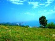 Участок с панорамным видом на море и Олимпийский парк 47 соток - Фото 1