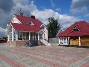 Отличный жилой коттедж, с. Горный Щит, черта Екатеринбурга. - Фото 3