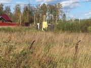 Земельный участок 6 соток д. Пешково Чеховский район - Фото 2