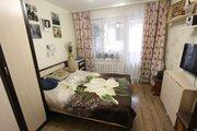 Предлагается уютная 3хкомнатная квартира с отдельными комнатами - Фото 1