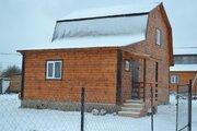 Дом ПМЖ 80 кв м на участке 7.5 соток село Никитское без отопления - Фото 2