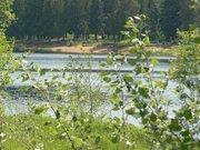 Участок 40 соток на реке Хотча - Фото 1