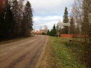 Участок 30 соток в д. Палашкино, Рузский район. Газ по границе - Фото 1