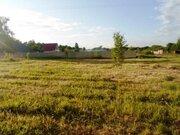 Продажа участка 10 соток г.о Домодедово село Красный Путь . - Фото 1
