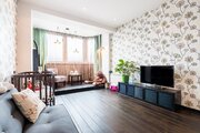 Шикарная двухуровневая квартира с терассой - Фото 4