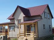 Продается дом из бруса в коттеджном поселке Победа - Фото 1