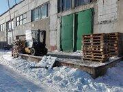 Производственно-складское помещение 450 кв.м.Пандус! - Фото 1