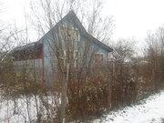 Земля в СНТ с домом в Московской области Клинского района - Фото 2