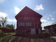 Коттедж на 1 береговой линии р. Волга, д. Алексино - Фото 1