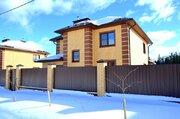 Продается загородный дом 284 кв.м, д.Богачево, Одинцовский район - Фото 1