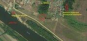 Земельный участок на берегу реки Ока в деревне Лужки - Фото 3