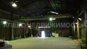Аренда помещения пл. 418 м2 под склад, производство м. Авиамоторная в .