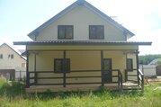 Продам дом 135 кв.м в охраняемом коттеджном поселке рядом с г. Обнинск - Фото 3