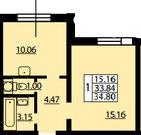 Продажа квартиры, м. Проспект Ветеранов, Ул. Маршала Казакова - Фото 1