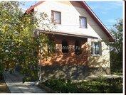 Большой кирпичный загородный дом со всеми удобствами. Киевское или Мин - Фото 2
