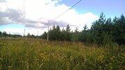 25 сот под ИЖС в дер.Илькино - 95 км Щёлковское шоссе - Фото 5