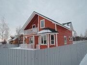 Дом новый 150 м2 двухэтажный по новорижскому шоссе - Фото 1