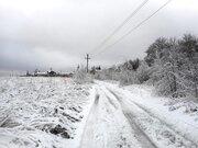 Продается участок 1га в дер. Псарево, Сергиево-Посадский р-он - Фото 1