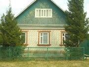 Продается дом в поселке Гусь Железный Касимовский район Рязанской об - Фото 1