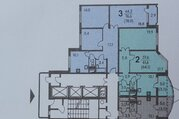 Хорошая планировка : площадь 80 кв.м , кухня 10 кв.м , комнаты изолиро, Купить квартиру в Мытищах по недорогой цене, ID объекта - 318055569 - Фото 5