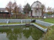 Дом 2-х эт. на участке 15 соток с прудом Наро-Фоминск - Фото 2
