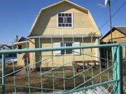 Продам дом в деревне Савельево, прописка, печь, колодец. - Фото 1