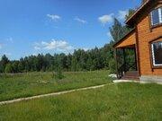 Воскресенское. Новый дом в деревне со всеми коммуникациями. 82 км от М - Фото 2
