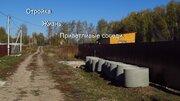 Продажа участка, Шеверняево, Березовая улица, Заокский район - Фото 4