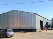 Сдается производственно-складской ангар класса В. - Фото 1