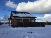 Продам дом 213 кв м на 10 сот земли ИЖС в 10 км от КАД в дер Скотное - Фото 1