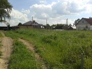 Земельный участок ИЖС 15сот, д.Аладьино, Каширский р-н - Фото 1