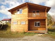 Продам дом под отделку в с. Смоленщина Иркутской области. - Фото 1