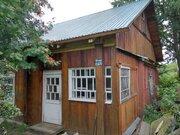 Дом для пост. проживания с. Троицкое, Чеховского района - Фото 1