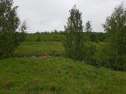 Земельный участок, д. Семеновское (за Шеметово), Коломенский р-н - Фото 1