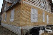 Дом из пеноблоков обложенный кирпичом на участке 10 соток в г.Карабано - Фото 2